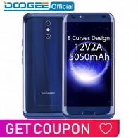 6473.66 руб. 20% СКИДКА|DOOGEE BL5000 двойная 13.0MP камера Android 7,0 5050 мАч 12V2A Быстрая зарядка 5,5