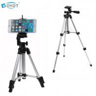 € 8.87 15% de DESCUENTO|Profesional portátil plegable trípode de cámara soporte Flexible trípode para teléfono estabilizador para iPhone 7X8 Samsung S9 S8 teléfono móvil-in Trípodes from Productos electrónicos on Aliexpress.com | Alibaba Group
