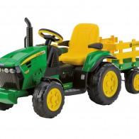 Детский трактор Peg Perego John Deere Ground Force IGOR0047 - Детские электромобили