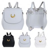 1245.18 руб. 25% СКИДКА|Новый корейский женский рюкзак из искусственной кожи Сейлор Мун рюкзак многофункциональный Luna Cat женский рюкзак для девочек рюкзак для путешествий-in Рюкзаки from Багаж и сумки on Aliexpress.com | Alibaba Group