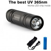 US $26.06 21% OFF|Convoy S2 + Black UV 365nm Led Flashlight ,nichia 365UV in side ,UV Lamp Light OP reflector, Fluorescent Agent Detection-in Flashlights & Torches from Lights & Lighting on Aliexpress.com | Alibaba Group