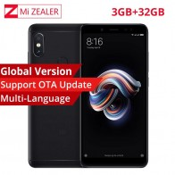 US $159.99 |النسخة العالمية Xiaomi Redmi ملاحظة 5 3 GB RAM 32 GB ROM الهاتف الذكي أنف العجل 636 الثماني النواة 2160x1080 5.99