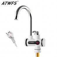 US $20.6 50% OFF|ATWFS Electric Kitchen Water Heater Tap Instant Hot Water Faucet Heater Cold Heating Faucet Tankless Instantaneous Water Heater -in Electric Water Heaters from Home Appliances on Aliexpress.com | Alibaba Group