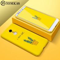135.05 руб. 25% СКИДКА|TOMKAS симпатичный чехол для Xiaomi Redmi 5 плюс Жесткий PC обложка чехол для телефона для Xiaomi Redmi 5 Примечание 5 случаях Xiomi Redmi 5 обратите внимание 5A охватывает купить на AliExpress