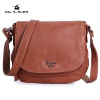 US $26.83 39% OFF|DAVIDJONES women shoulder bags pu leather female messenger bags small lady solid handbag girl brand crossbody bag drop shipping-in Top-Handle Bags from Luggage & Bags on Aliexpress.com | Alibaba Group