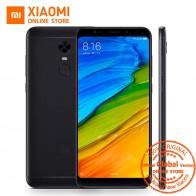 10178.27 руб. |Глобальная версия Xiaomi Redmi 5 плюс 5,99 дюймов 18:9 полный Экран смартфон 3 ГБ 32 ГБ Snapdragon 625 Octa Core 4000 мАч MIUI 9.2.6 купить на AliExpress