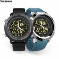 1381.05 руб. 42% СКИДКА|SENBONO NX02 трекер физической активности калории Смарт часы с шагомером секундомер напоминатель отправить смс 33 месяца время ожидания Смарт часы-in Смарт-часы from Бытовая электроника on Aliexpress.com | Alibaba Group