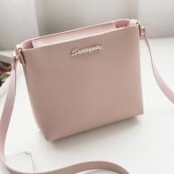 230.92 руб. 26% СКИДКА|2019 модная женская однотонная сумка на молнии через плечо, сумка через плечо, сумка для монет, маленькая сумка в Корейском стиле, Bolsas Feminina Saco-in Сумки с ручками from Багаж и сумки on Aliexpress.com | Alibaba Group