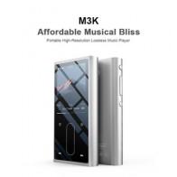 FiiO M3K металлический корпус спортивный аудио мини ЖК-экран HiFi Mp3 плеер Музыка Аудио Mp 3 с голосовой отдачей для студентов, детей