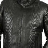 Мужская кожаная куртка Franko Armondi ME-19456-k-1385 - Мужские кожаные куртки