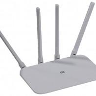 Купить Wi-Fi роутер Xiaomi Mi Wi-Fi Router 4A Gigabit Edition белый по низкой цене с доставкой из маркетплейса Беру