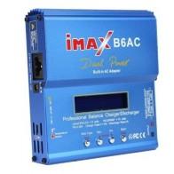 IMAX B6AC 80 Вт литиевая батарея RC Баланс Зарядное устройство хранения данных функция ограничения времени разряда с функцией ограничения времен...