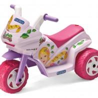 Детский трицикл Peg Perego Raider Mini Princess IGMD0003 - Детские электромобили