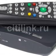 Купить Ресивер DVB-T2 BBK SMP002HDT2,  темно-серый в интернет-магазине СИТИЛИНК, цена на Ресивер DVB-T2 BBK SMP002HDT2,  темно-серый (411580) - Москва
