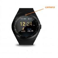 US $9.97 5% OFF|Stepfly SM01S بلوتوث ساعة ذكية مع واحد نانو سيم بلوتوث كاميرا ساعة ذكية PK Q18-في الساعات الذكية من الأجهزة الإلكترونية الاستهلاكية على Aliexpress.com | مجموعة Alibaba