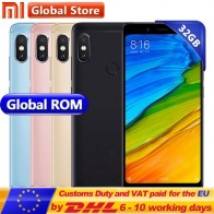 US $136.99 |In Stock! Xiaomi Redmi Note 5 3GB 32GB telephone Snapdragon S636 Octa Core MIUI9 5.99