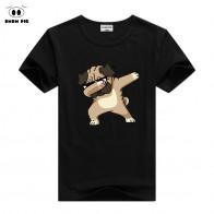 218.77 руб. 49% СКИДКА|DMDM PIG Детская летняя футболка вытирая Забавный мультфильм короткий рукав футболки для мальчиков топы для девочек Футболка для детей 2 3 4 5 6 7 8 лет купить на AliExpress