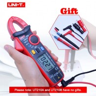 US $19.79 37% OFF|Mini Digital Clamp Meters AC/DC Current Voltage UNI T UT210 series True RMS Auto Range VFC Capacitance Non Contact Multimeter-in Clamp Meters from Tools on AliExpress - 11.11_Double 11_Singles