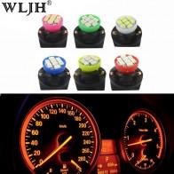 585.46 руб. |Wljh 10x T10 светодио дный W5W клин авто лампы белого и синего цвета красный зеленый розовый желтый 12 В светодио дный приборная панель Панель свет лампы для Mazda-in Сигнальная лампа from Автомобили и мотоциклы on Aliexpress.com | Alibaba Group