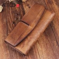 2750.66 руб. 49% СКИДКА|AETOO оригинальный ретро кошелек для мужчин и женщин длинный мужской кошелек на молнии Пряжка для бумажника кожаный Молодежный модный винтажный-in Кошельки from Багаж и сумки on Aliexpress.com | Alibaba Group