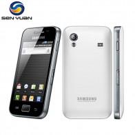 US $35.87 |الأصلي مقفلة سامسونج غالاكسي الآس S5830 S5830i المحمول الهاتف 3G Wifi GPS 5MP كاميرا هاتف محمول شحن مجاني-في الهواتف النقالة من الهواتف المحمولة ووسائل الاتصالات على Aliexpress.com | مجموعة Alibaba