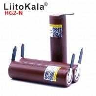 177.21 руб. 32% СКИДКА|2019 LiitoKala HG2 18650 3000 мАч заряжаемая электронная сигарета батарея высокой разрядки, 30A большой ток + DIY nicke-in Подзаряжаемые батареи from Бытовая электроника on Aliexpress.com | Alibaba Group - Товары