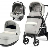 Коляска 3 в 1 Peg Perego Book S Pop-Up Modular - Коляски 3 в 1