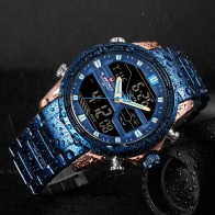 US $23.67 47% OFF|NAVIFORCE Luxury Brand Men Watch Fashion Sports Watches Men