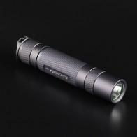 Конвой S2 + серый Cree XML2 U2 1A EDC светодио дный фонарик, факел, фонарь, lanterna велосипед, самообороны, кемпинг свет, лампа, для велосипеда купить на AliExpress