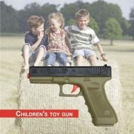 305.32 руб. 31% СКИДКА|Детский ручной игрушечный пистолет гелевый шар игрушка безопасная высокая симуляция наружный шутер игровой пистолет игрушки Рождественский подарок для детей Мальчики купить на AliExpress