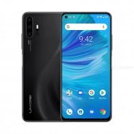 UMIDIGI F2 Android 10 Global Version 6.53 FHD+6GB 128GB 48MP AI Quad Camera 32MP Selfie Helio P70 Cellphone 5150mAh NFC - UMIDIGI F2 EU Black