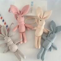 128.77 руб. 9% СКИДКА|Новый Кролик плюшевый, игрушечные животные платье брелок для ключей кролик игрушка, Детские вечерние плюшевые игрушки, букет плюшевые куклы-in Мягкие и плюшевые животные from Игрушки и хобби on Aliexpress.com | Alibaba Group