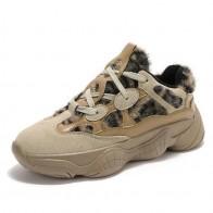 1533.41 руб. 30% СКИДКА|Женские кроссовки с леопардовым принтом; повседневная обувь; трендовая женская обувь на плоской платформе; сезон весна осень; женская обувь на шнуровке-in Женская вулканизированная обувь from Туфли on Aliexpress.com | Alibaba Group
