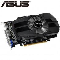 ASUS graphics Card оригинальный GTX 750 1 ГБ 128Bit GDDR5 видео карты для nVIDIA Geforce GTX750 Dvi используются видеокарты сильнее, чем 650 купить на AliExpress