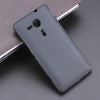 118.62 руб. 10% СКИДКА|Черный тонкий термопластический антискользящий задний чехол задняя крышка для sony Xperia SP M35h C5302 C5303 C5306Mobile телефона мешок силикона купить на AliExpress