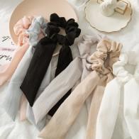 60.18 руб. 34% СКИДКА|2019 весенние женские аксессуары для волос с бантиком, резинки для волос, резинки для волос, длинный платок-in Женские аксессуары для волос from Аксессуары для одежды on Aliexpress.com | Alibaba Group