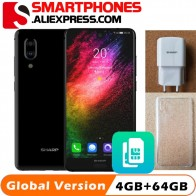US $125.99 |SHARP AQUOS C10 S2 mobile phones Android 8.0 4GB+64GB 5.5