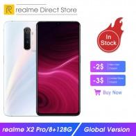 27653.87руб. 25% СКИДКА|Realme X2 Pro 8GB 128GB NFC 6,5