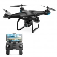 US $135.99 60% OFF|EU USA Stock Holy Stone HS120D GPS Drone with FPV 1080p HD Camera Voice Recording Tapfly Long Range with Follow Me RC Quadcopter-in RC Helicopters from Toys & Hobbies on Aliexpress.com | Alibaba Group