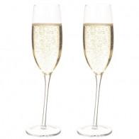 """Бокалы для шампанского """"Tipsy"""", 450 мл, 2 шт. бренда CMP - Все, что тебе сейчас нужно"""