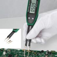 1760.97 руб. 25% СКИДКА|MASTECH MS8910 Цифровой мультиметр умный тестер компонентов поверхностного монтажа резистивно ёмкостный диодный тестер метр автоматическое сканирование-in Измерители сопротивления from Орудия on Aliexpress.com | Alibaba Group