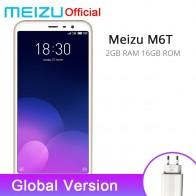 5428.7 руб. |Глобальная версия Meizu M6T 6 T 2 GB 16 GB смартфон Восьмиядерный 5,7