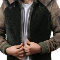 Мужская кожаная куртка Franko Armondi ME-K-908-18032 - Мужские кожаные куртки
