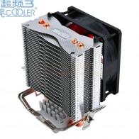 849.73 руб. |PcCooler 2 heatpipe 8 см вентилятор кулер для центрального процессора Intel LGA 775/1150/1151/1155 для AMD AM2 +/AM3/FM1/AM2/939 Вентилятор охлаждения-in Вентиляторы и охлаждение from Компьютер и офис on Aliexpress.com | Alibaba Group