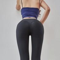 765.07 руб. 24% СКИДКА|SALSPOR 2019 брюки для йоги пуш ап женские тонкие однотонные легинсы для фитнеса и спортзала женские супер эластичные спортивные Леггинсы для бега-in Штаны для йоги from Спорт и развлечения on Aliexpress.com | Alibaba Group