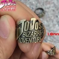 196.58 руб. |Аниме JoJos bizare Adventure 18 мм Размер 8 # палец кольцо Brozen кольца ручной работы 18 мм подарки-in Кольца from Украшения и аксессуары on Aliexpress.com | Alibaba Group