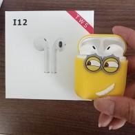 87.24 руб. |Для i12 tws i10 tws i9s tws AirPods apple iPhone Беспроводной чехол для покрытие для наушников Новый маленький милый чехол для коробки аксессуары купить на AliExpress