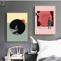 211.92 руб. 38% СКИДКА|Творческий холст Картина Wall Art Плакаты и принты изображение на стену, север для Гостиная домашний декор, произведение искусства-in Рисование и каллиграфия from Дом и животные on Aliexpress.com | Alibaba Group