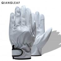 219.8 руб. 15% СКИДКА|QIANGLEAF бренд Бесплатная доставка Горячая Распродажа защитные перчатки D Класс ультратонкие кожаные рабочие перчатки оптом-in Защитные перчатки from Безопасность и защита on Aliexpress.com | Alibaba Group