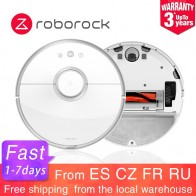 US $379.98 20% OFF|Roborock S50 S51 S55 XIAOMI MIJIA Robot Vacuum Cleaner 2 for Home Automatic Sweeping Dust Sterilize APP Smart Planned Wash Mop-in Vacuum Cleaners from Home Appliances on Aliexpress.com | Alibaba Group